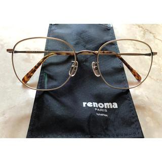 レノマ(RENOMA)のレノマ renoma 眼鏡(サングラス/メガネ)