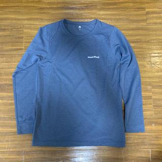 mont bell - モンベル 長袖シャツ グレー Sサイズ