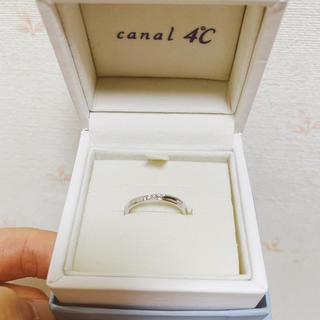 カナルヨンドシー(canal4℃)のcanal4℃   リング(リング(指輪))
