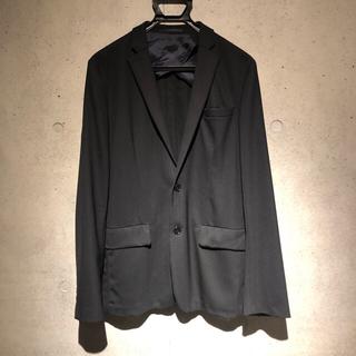 アクネ(ACNE)のアクネ テーラードジャケット ブラック 16SS JACK TRAVEL(テーラードジャケット)