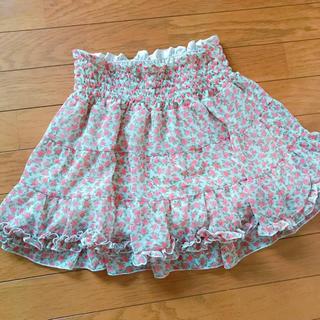 LIZ LISA - 花柄スカート