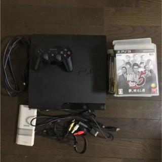 PlayStation3 - PS3本体 ソフト9本おまけ付き