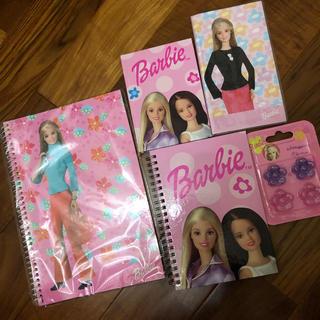 バービー(Barbie)のバービー ノート メモ帳(ノート/メモ帳/ふせん)