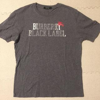 バーバリーブラックレーベル(BURBERRY BLACK LABEL)のバーバリー ブラックレーベル Tシャツ サイズ2(Tシャツ/カットソー(半袖/袖なし))