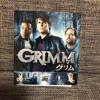 [値下げ]GRIMM グリム シーズン1 バリューパック〈6枚組〉(TVドラマ)