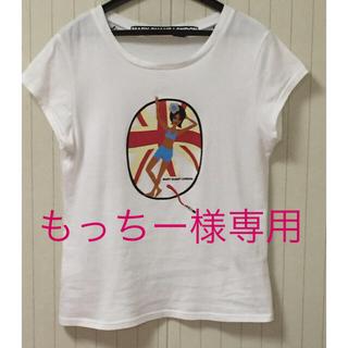 マリークワント(MARY QUANT)のマリークワント オリジナルデザインTシャツ(Tシャツ(半袖/袖なし))