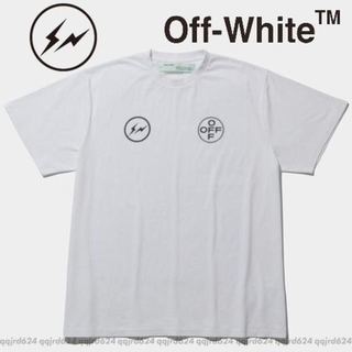 Mサイズ★OFF-WHITE×FRAGMENT★CEREAL T-SHIRTS