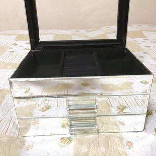 ZARA HOME - ザラホーム ジュエリーボックス ZARA 宝石箱 完売品 新品 未使用品 全面鏡