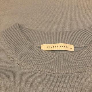 ローリーズファーム(LOWRYS FARM)のロングセーター(ニット/セーター)