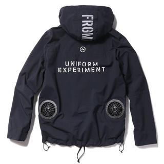 ユニフォームエクスペリメント(uniform experiment)のBURTLE AIR CRAFT MOUNTAIN PARKA(マウンテンパーカー)