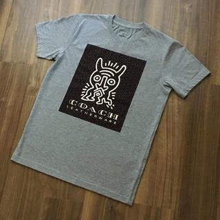 コーチ(COACH)のCOACH(コーチ)×Keith Haring(キースヘリング)コラボTシャツ(Tシャツ/カットソー(半袖/袖なし))