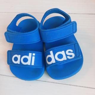 adidas - adidas ベビーサンダル