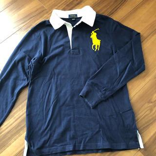 ポロラルフローレン(POLO RALPH LAUREN)のラルフローレンラガーシャツ ポロシャツ 150センチ ボーイズ美品✨(その他)