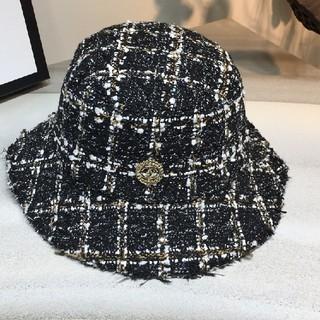 シャネル(CHANEL)のCHANEL 素敵なニット帽子(ニット帽/ビーニー)