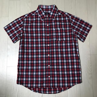 SHIPS - 【SHIPS】チェックシャツ/Sサイズ(Kids)/男児女児兼用