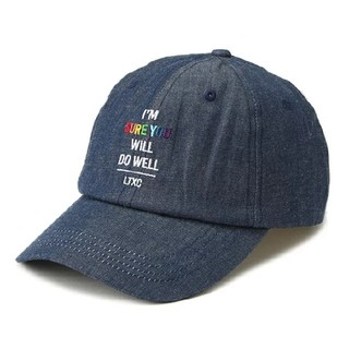 ラブトキシック(lovetoxic)の【新品】ラブトキシック lovetoxic レインボーロゴキャップ  帽子(帽子)