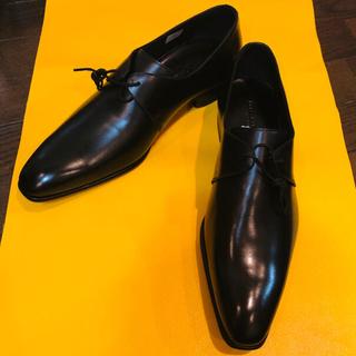 マドラス(madras)のマドラス Madras ビジネス革靴 黒 11号 イタリア産(ドレス/ビジネス)