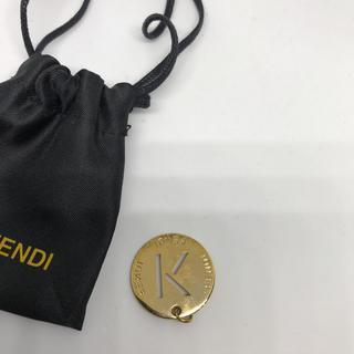 フェンディ(FENDI)のフェンディ  ペンダントトップ(ネックレス)