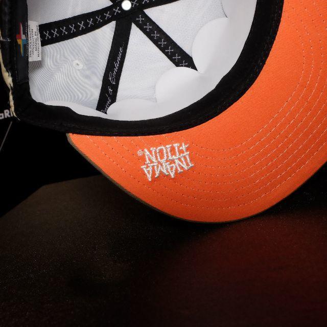 IN4MATION(インフォメーション)のIN4MATION カモ キャップ メンズの帽子(キャップ)の商品写真
