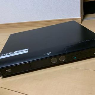アクオス(AQUOS)のSHARP AQUOS BD-HD22 DVDレコーダー(DVDレコーダー)