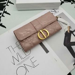 ディオール(Dior)のDIOR ディオール レディース長財布(財布)