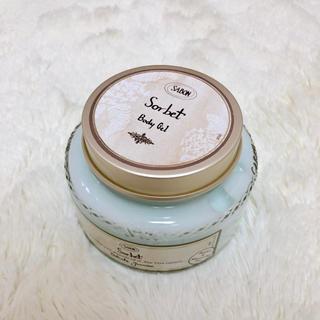 サボン(SABON)の♡ SABON シャーベットボディジェル ジャスミン ♡(ボディローション/ミルク)