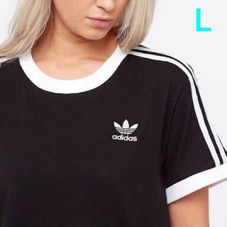adidas - アディダスオリジナルス Tシャツ 3 STRIPES TEE 新品未使用品