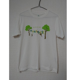 モンベル(mont bell)のmont-bell Tシャツ Sサイズ(Tシャツ/カットソー(半袖/袖なし))