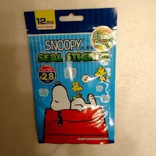 スヌーピー(SNOOPY)のスヌーピー 虫コマシール 虫除けシール 1袋 新品未開封 2020年4月まで(日用品/生活雑貨)