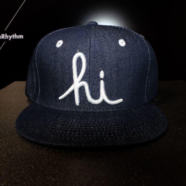 IN4MATION(インフォメーション)のIN4MATION デニム キャップ メンズの帽子(キャップ)の商品写真