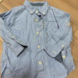 ベビーギャップ(babyGAP)のGAP  シャツ 90(Tシャツ/カットソー)