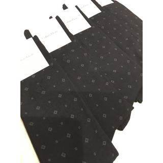 カルバンクライン(Calvin Klein)のカルバンクライン 靴下 メンズ 紳士 ブランドソックス 良質 カジュアル 高級(ソックス)