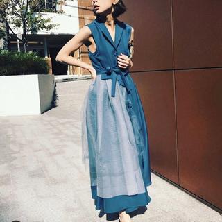アメリヴィンテージ(Ameri VINTAGE)のドレス(ロングドレス)