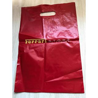 フェラーリ(Ferrari)のフェラーリ ショッピングバッグ(ショップ袋)