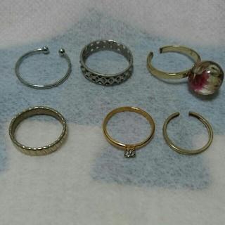 ローリーズファーム(LOWRYS FARM)のリング(リング(指輪))