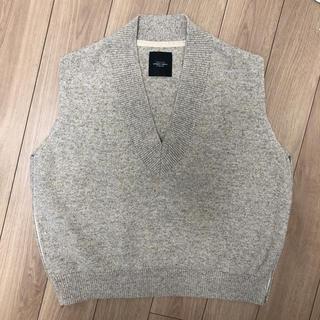 アンユーズド(UNUSED)のangel様専用unused knit vest(ベスト)
