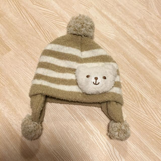 アカチャンホンポ(アカチャンホンポ)のベビー ニット帽(帽子)