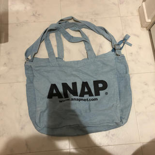 アナップ(ANAP)のデニム マザーズバッグ(マザーズバッグ)