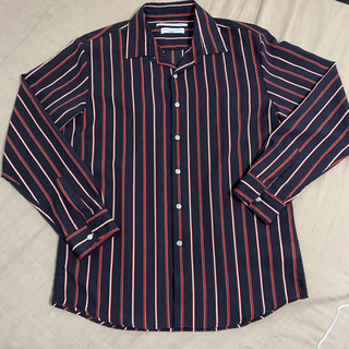 ハレ(HARE)の韓国 ストライプシャツ(シャツ)