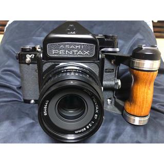 ペンタックス(PENTAX)のペンタックス 6×7 中判 前期型 TTLファインダー(フィルムカメラ)