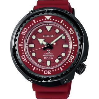 セイコー(SEIKO)の新品 SBDX029 機動戦士ガンダム 40周年記念 シャア専用モデル 大谷翔平(腕時計(アナログ))