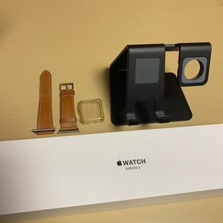 アップルウォッチ(Apple Watch)のえいきち様専用(腕時計(デジタル))