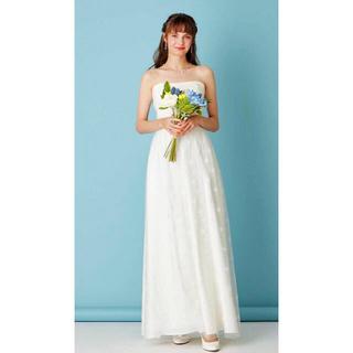 エメ(AIMER)のエメ 新作ドレス 二次会 ウェディングドレス(ウェディングドレス)
