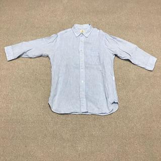 ビューティアンドユースユナイテッドアローズ(BEAUTY&YOUTH UNITED ARROWS)のビューティ&ユース ユナイテッドアローズ/メンズ/七分袖シャツ/Mサイズ(シャツ)