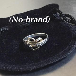 🔴silver925オープンワーク ハートリング(リング(指輪))