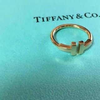 ティファニー(Tiffany & Co.)のTiffany Tワイヤーリング Tiffany & Co. Tiffany &(リング(指輪))