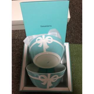 ティファニー(Tiffany & Co.)のティファニー ブルーボックス ボウル 2個(食器)