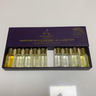 アロマセラピーアソシエイツ(AROMATHERAPY ASSOCIATES)のミニチュア バスオイルコレクション(入浴剤/バスソルト)
