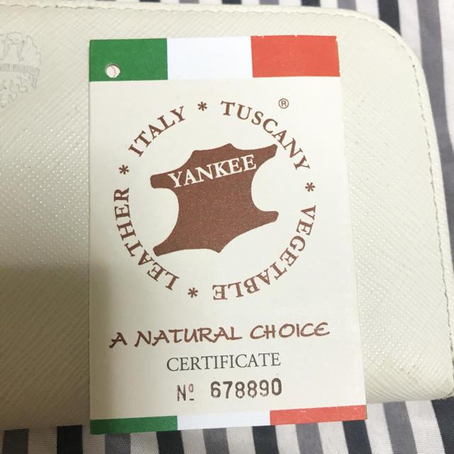 Bianchi(ビアンキ)のbianchi ビアンキ本革長財布 メンズのファッション小物(長財布)の商品写真