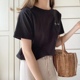 ロキエ(Lochie)のChampion vintage Tee(Tシャツ/カットソー(半袖/袖なし))